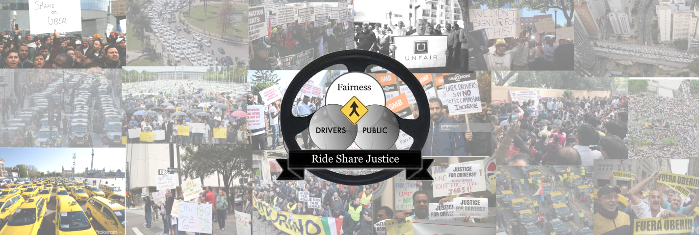 Rideshare Justice Issues & News