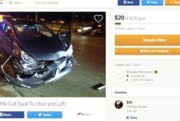 Uninsured driver totaled my car.. 5 Months with no Uber or Lyft work