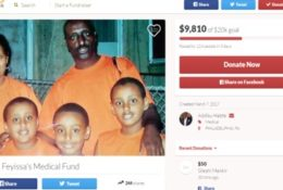 Taxi driver, father of 3 needs help with medical bills